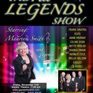 The Hit Legends Show – 7:30 Nov 11, 2016