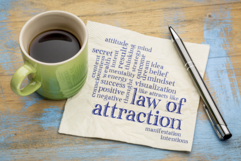 Tips for Personal Mastery & The Law of Attraction