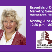 Essentials of Digital Marketing Seminar – Maureen Smith