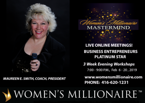 Online Mastermind Workshops 2019