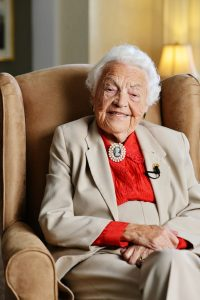 Hurricane Hazel at 98!