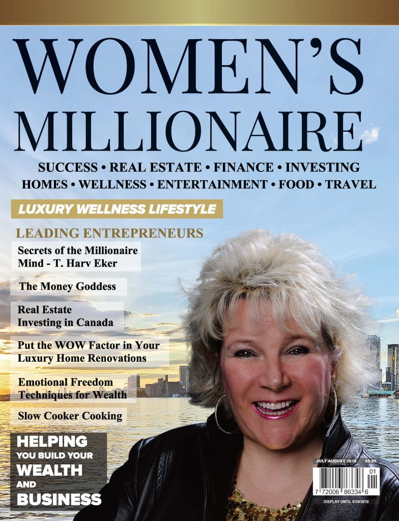 Cover Womens Millionaire july aug