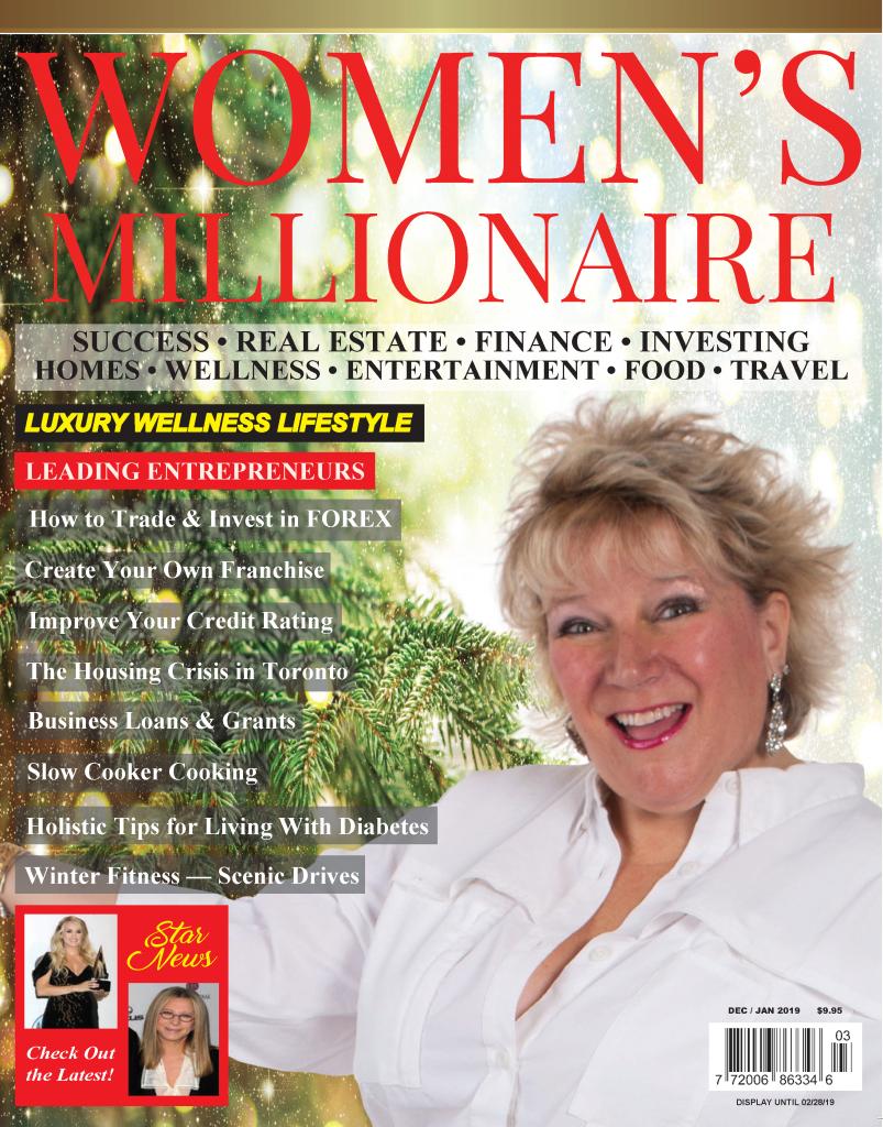 Women's Millionaire Magazine, Dec_Jan 2019